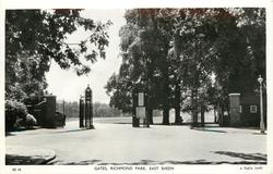 GATES, RICHMOND PARK