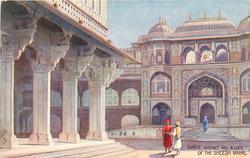 AMBER, AUDIENCE HALL & GATE OF SHEESH MAHAL