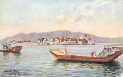 UDAIPUR STATE, LAKE OF 1000 ISLES