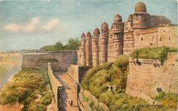 GWALIOR FORTRESS