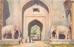 ELEPHANT'S GATE