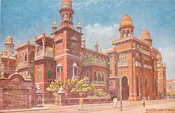 BANK OF MADRAS