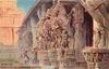 CAVALRY OF THE GODS, SRIRANGAM NEAR TRICHINOPOLY