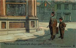 HOW SWEET THE MOONLIGHT SLEEPS UPON THIS BANK! MERCHANT OF VENICE. ACT. V, SC.I