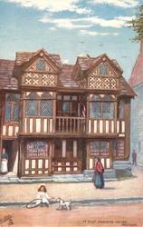 YE OLDE PRIEST'S HOUSE, PRESTBURY