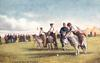 A GAME OF POLO ON DONKEYS