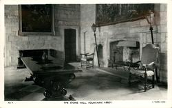 THE STONE HALL