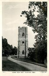 TOWER FROM WEST