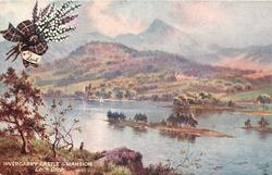 INVERGARRY CASTLE & MANSION, LOCH OICH