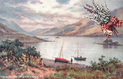 THE BORDERS OF LOCH LOCHY