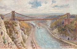 SUSPENSION BRIDGE, CLIFTON horizontal