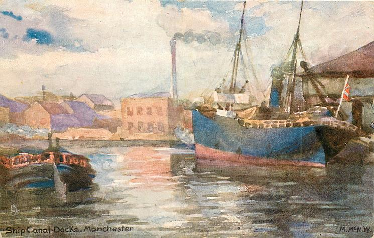 SHIP CANAL DOCKS
