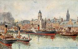 REGENT QUAY, AND HARBOUR OFFICE