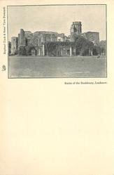 RUINS OF THE RESIDENCY, LUCKNOW