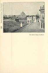 THE KAISER BAGH, LUCKNOW