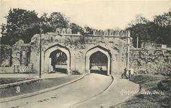 KASHMIR GATE