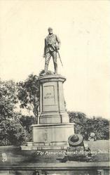 THE MEMORIAL, GENERAL NICHOLSON