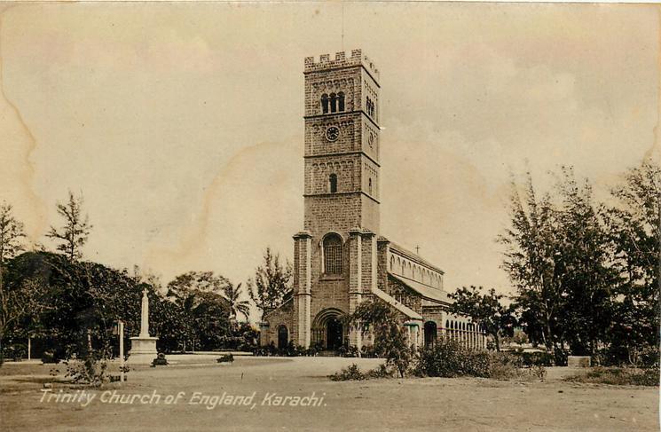 TRINITY CHURCH OF ENGLAND