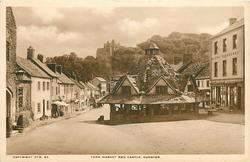 YARN MARKET AND CASTLE