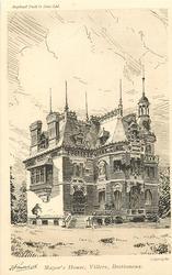 MAYOR'S HOUSE, VILLERS, BRETTONEUX