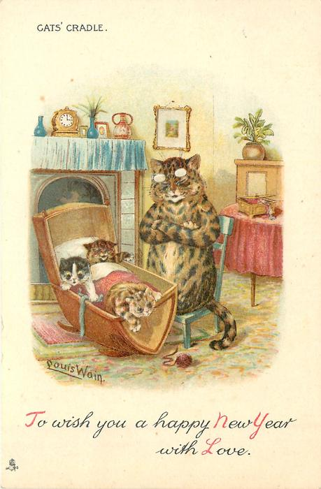 CATS' CRADLE