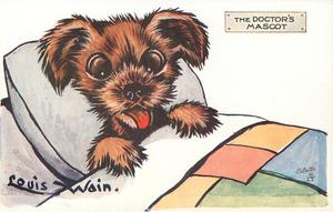 THE DOCTOR'S MASCOT