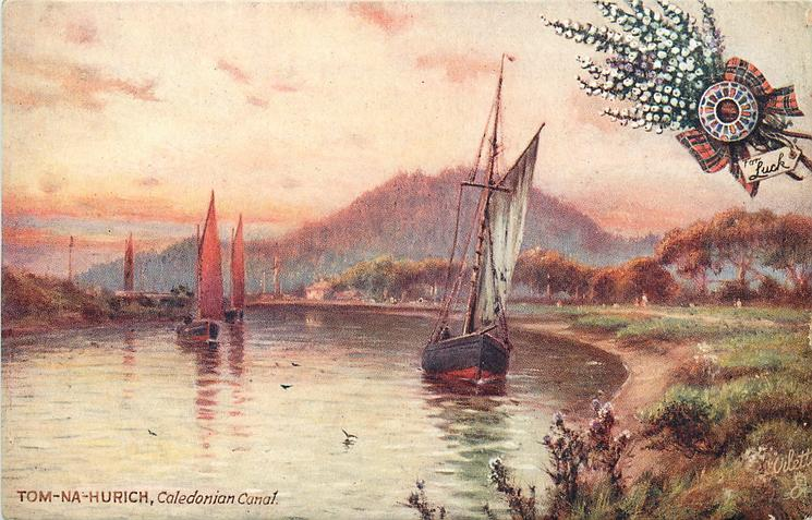 TOM-NA-HURICH, CALEDONIAN CANAL