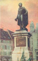 STATUE DE KLEBER. KLEBERS DENKMAL