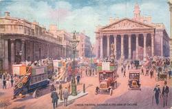 THE ROYAL EXCHANGE & THE BANK OF ENGLAND