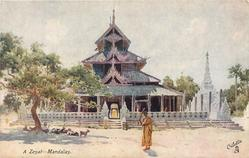 A ZEYAT, MANDALAY