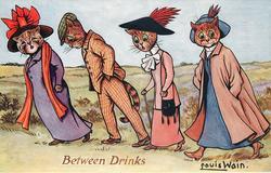 BETWEEN DRINKS
