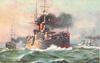 A JAPANESE WARSHIP 1906
