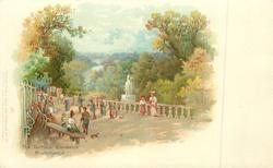THE TERRACE GARDENS, RICHMOND