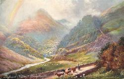 LLYFNANT (VALLEY), ABERYSTWYTH