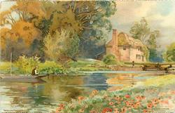 ON THE BANKS OF THE AVON