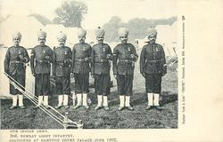 3RD. BOMBAY LIGHT INFANTRY