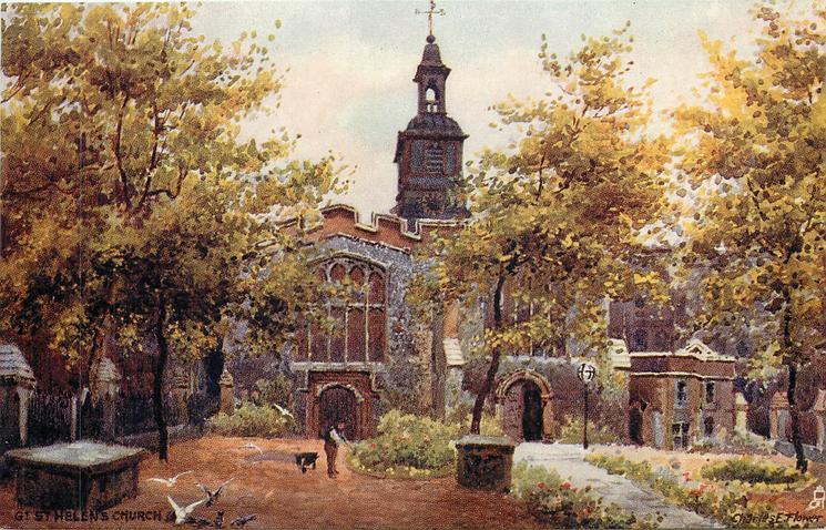 GT. ST. HELENS CHURCH