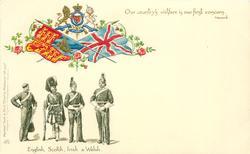 ENGLISH, SCOTCH, IRISH, AND WELSH