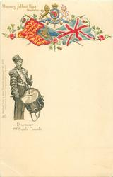 DRUMMER, 2ND SCOTS GUARDS