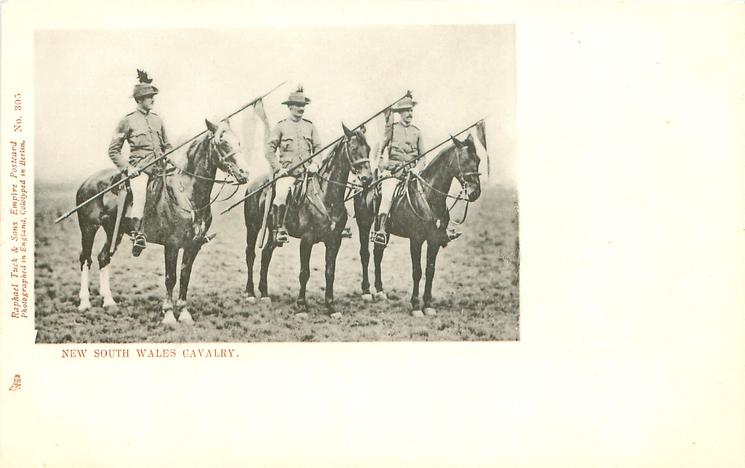 NEW SOUTH WALES CAVALRY