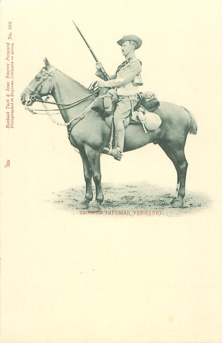 TROOPER, IMPERIAL YEOMANRY