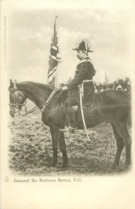 GENERAL SIR REDVERS BULLER, V.C.
