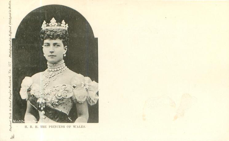 H. R.H. PRINCESS OF WALES