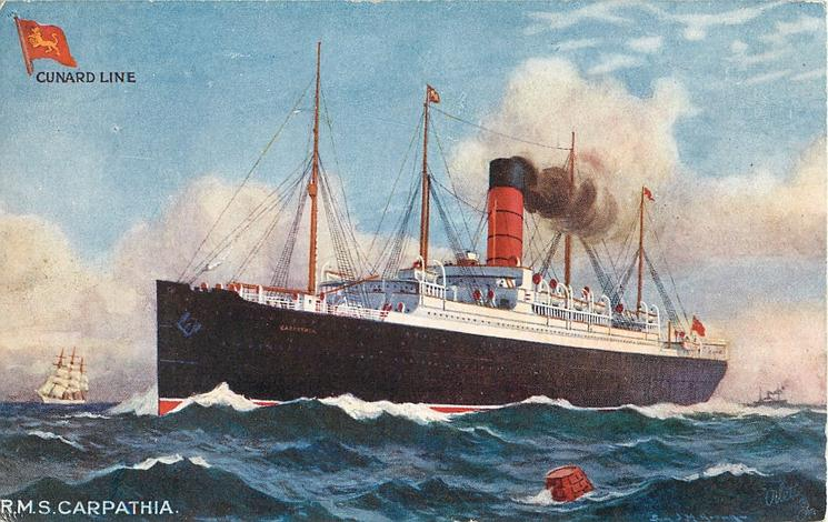 THE R.M.S. CARPATHIA