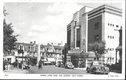 SHEEN LANE AND THE ODEON
