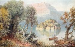 ELLEN'S ISLE, LOCH KATRINE