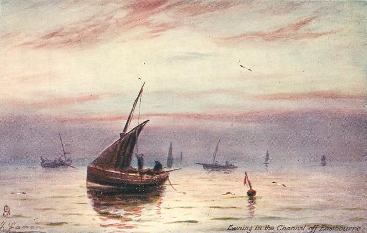 EVENING IN THE CHANNEL