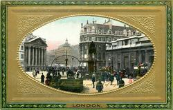 THE MANSION HOUSE AND BANK OF ENGLAND