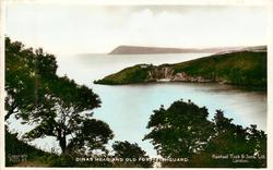 DINAS HEAD AND OLD FORT