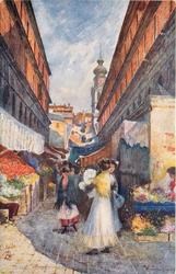 THE FRUIT MARKET, RIALTO